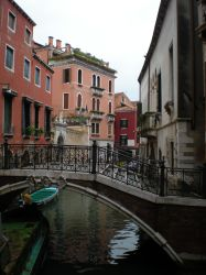 The Streets of Venice by AdelinaVixen