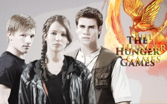 The Hunger Games! by ManuMarin-Chan