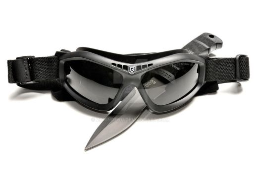 Revision Military Bullet Ant Goggles and SOG OPS by ZorinDenu
