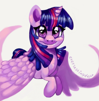 Twilight Sparkle by EverlastingDerp