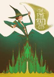 The Emerald City by RaRo81