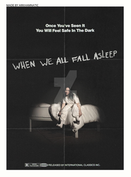 WHEN WE ALL FALL ASLEEP movie poster