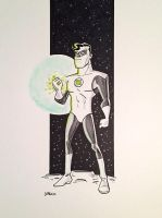 Green Lantern NYCC 2016 by BillWalko