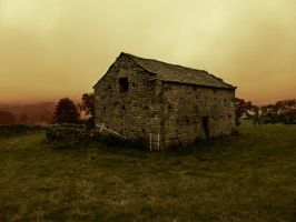Old Barn by friartuck40