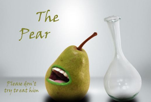 The Pear by victorangels