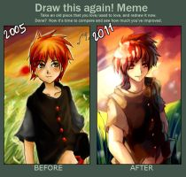 Meme: Before and After by Sa-Dui