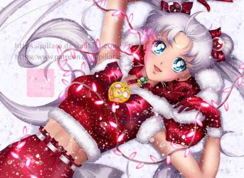 Snow-Usagi_Sailormoon 18+ by Pillara