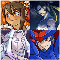 Icon and Art Set 26 by LittleSocket