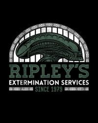 Ripley's Extermination Services by Nemons
