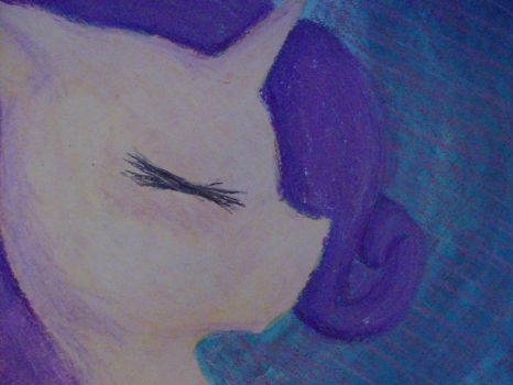 Hues of Rarity by SpectralPony