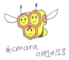 it's a Combee