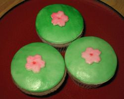 Cactus Cupcakes? by Celsia