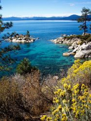 Lake Tahoe 01 by gotdesign