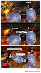 Entangled Part 32 (Guild Wars 2 comic) by windu190