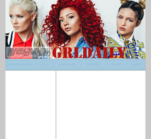 Ordered Layout ft. G.R.L. by Kate-Mikaelson