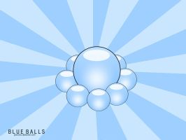 Blue Balls by JavierZhX