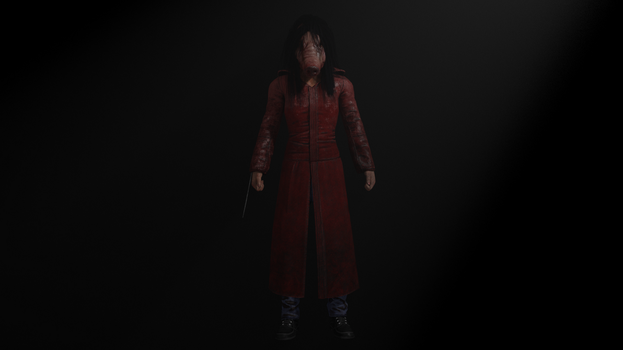 Dead By Daylight Amanda Young for XPS by SaltPowered