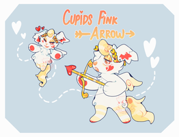 {STRUDEL OTA} Cupids Pink Arrow by Nickerroni