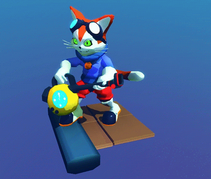 Blinx: The Time Sweeper by Minionslayer