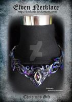 Elven Necklace by Deakath