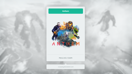 Anthem - Icon by Crussong
