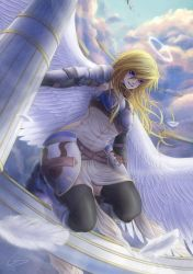 Gawain: At the Gate to Heaven by Dea-89