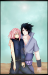 SasuSaku_Chapter685_All You Have! by SoulOfPersephone