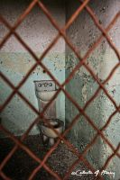 Abandoned Penitentiary - Behind Bars by cjheery