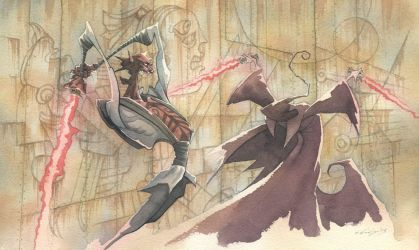 Sith Rumble 2013 by GrisGrimly