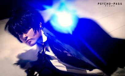 Psycho-Pass: Target Locked by sabrelupe