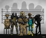 USUAL SUSPECTS by VinnDengsen