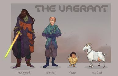 THE VAGRANT by WhatItMeansToBeHuman