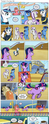 Comic - Twilight's First Day #9 by muffinshire