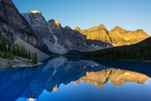 Morraine Lake by Chi-Town815