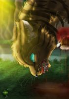 Hawkfrost's death by danituco