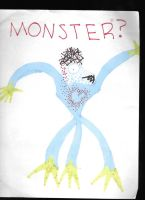 Monster? by BlueAmerican164