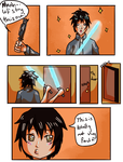 The Voice Stealer Page 18 Coloured by AnimeInMyPocket