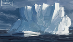 Ice rock - Practice by DeaDerV23