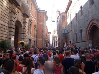 Bologna Pride 2018 by Groucho91