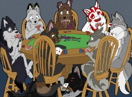 The Poker Pack by Treekami