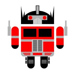 DROID Prime by nviii-Surberus