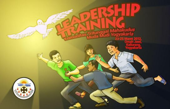 Leadership Training Poster by t3g4rz