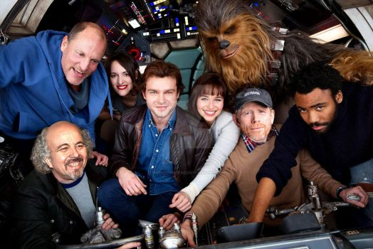 Untitled Han Solo Movie (Howard Edition) by MrPacinoHead