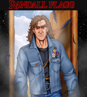 Randall Flagg by jedijorel