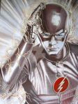 The Fully Coloed Up Flash by corysmithart