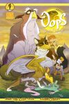 Oops Comic Adventure #5 cover by Gingco