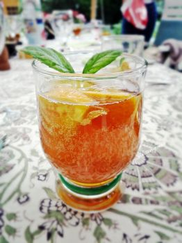 Summer drink PIM's by camnhungth