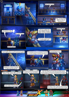 MMX:U49 - S1Ch6: Nightly Torments (Page 1) by IrregularSaturn