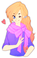 5USD/500points - Halfbody commissions are OPEN by Meg-Sowka