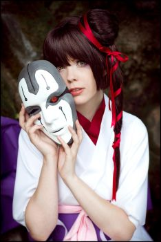 Vampire Princess Miyu by Calssara